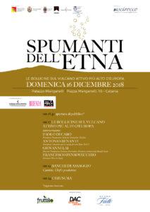 L'Etna in centro città: al Palazzo Manganelli l'evento più spumeggiante del periodo natalizio