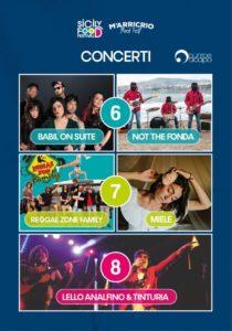 M'Arricrio Rock Fest 2019 a Caltanisetta @ Caltanissetta