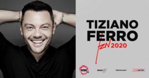 Concerto di Tiziano Ferro Messina 2020 @ Stadio San Filippo