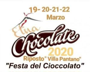 Etna Chocolate 2020 a Riposto - La festa del cioccolato @ Riposto