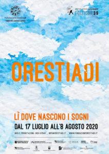 Orestiadi 2020 di Gibellina - 39° edizione @ Gibellina