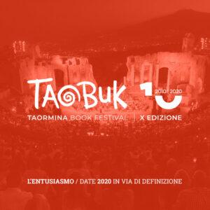 Taobuk 2020 a Taormina - X edizione @ Taormina