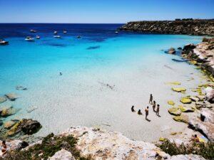 Favignana, il paradiso nel cuore del Mediterraneo