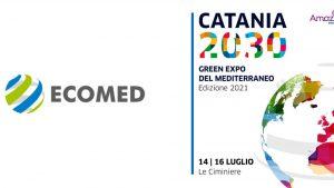 Green Expo del Mediterraneo 2021 a Catania @ Le Ciminiere
