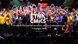 Ritorna Etna Comics: decise le date della 10° edizione @ Centro Fieristico Le Ciminiere