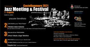 Castellammare Jazz Meeting & Festival 2021
