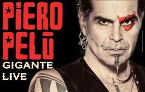 Piero Pelù a Messina con Gigante Live