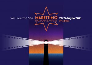 Marettimo Italian Film Fest 2021 - We love the sea