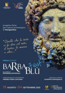 Barbablù Fest 2021: teatro, musica e incontri a Morgantina @ Teatro Antico di Morgantina