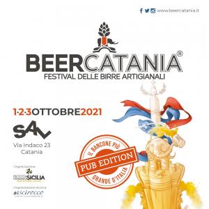 Beer Catania 2021 - Il Festival delle birre artigianali @ SAL - Spazio Avanzamento Lavori