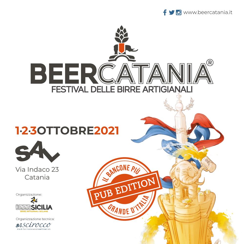 beer catania 2021