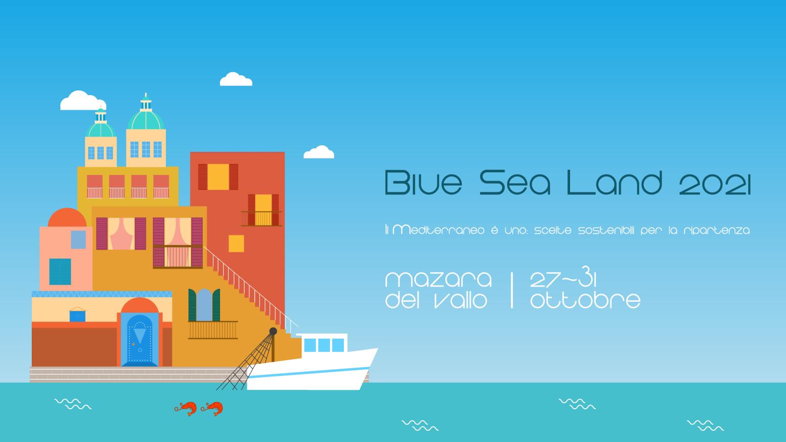 blue sea land 2021