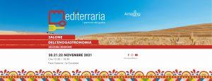 Mediterraria 2021, i Percorsi del Gusto a Catania @ Le Ciminiere