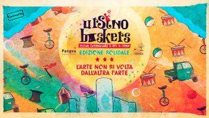 """Ursino Buskers 2021 """"Edizione Solidale"""" a Catania @ Corte del Castel Ursino"""